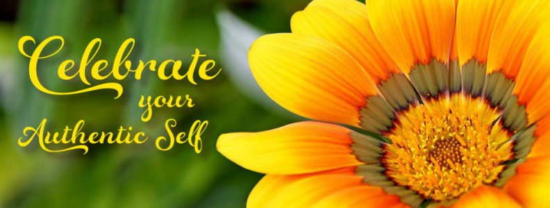 celebrate your authentic self