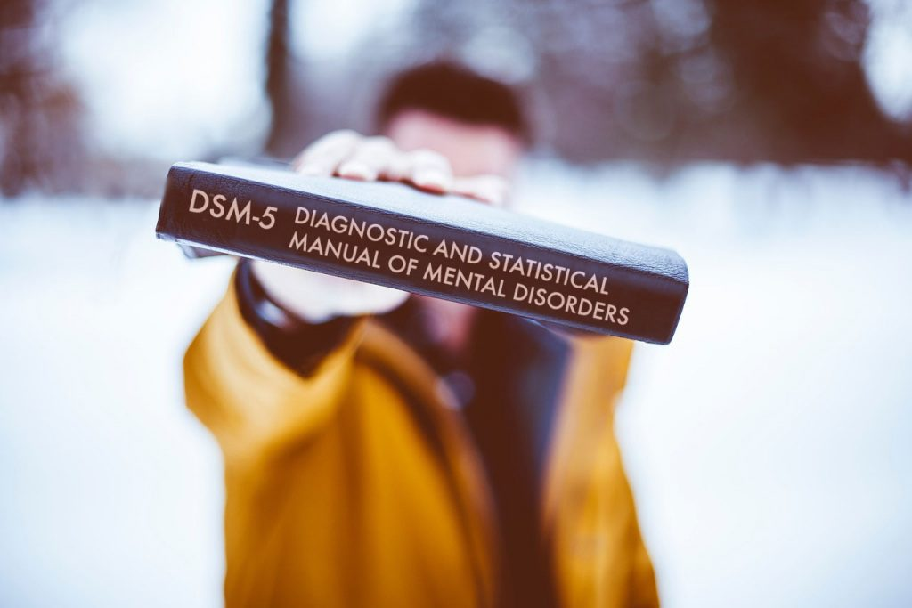 DSM 5 terminology for Borderline Personality Disorder