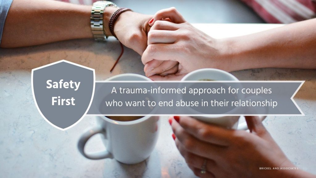 therapy for domestic violence